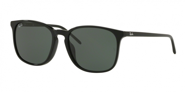 RAY-BAN RB4387F ASIAN FIT style-color 901/71 Black