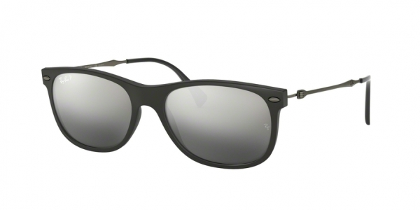 RAY-BAN RB4318 style-color 601S82 Matte Black