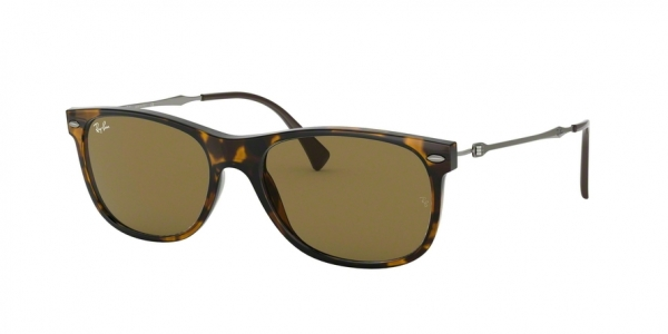 RAY-BAN RB4318 style-color 710/73 Havana