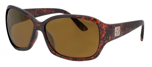 LIBERTY SPORT BAYOU style-color Tortoise / Flame w/ Ultimate Outdoor Lens #902