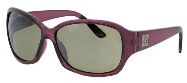 LIBERTY SPORT BAYOU style-color Translucent Plum w/ Ultimate Play Lens #654