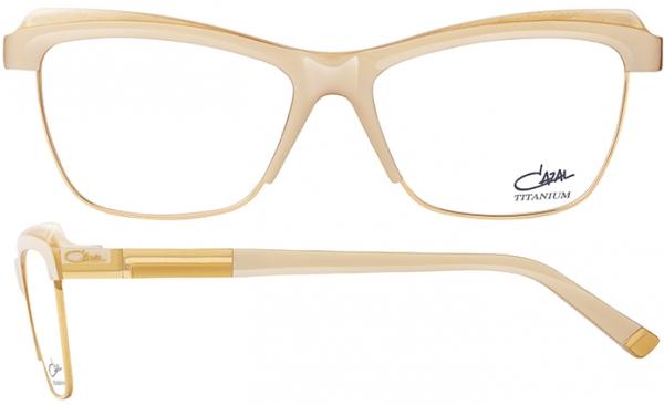 CAZAL 2501 style-color 002 Ivory-Cream-Gold