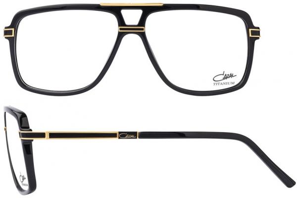CAZAL 6018 style-color 001 – Black-Gold
