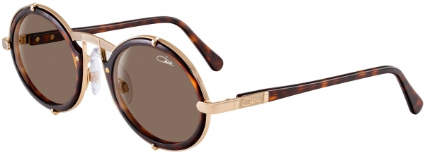 CAZAL 644 style-color 007 – Demi Amber-Gold/Brown Gradient lenses