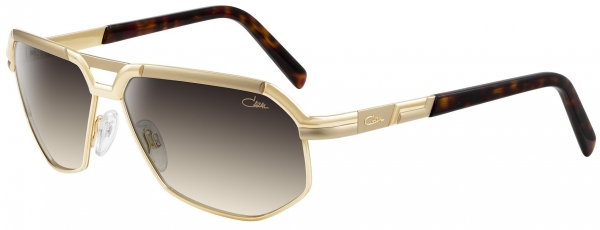 CAZAL 9056 style-color 003 Gold/Brown Gradient lenses