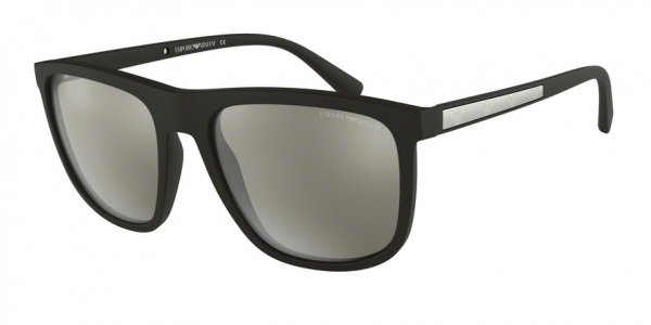 EMPORIO ARMANI EA4124F ASIAN FIT style-color 50426G Matte Black