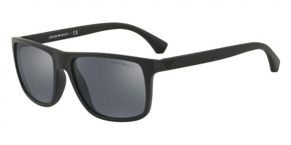 EMPORIO ARMANI EA4033 style-color 56496Q Black Rubber