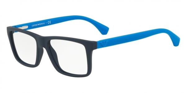 EMPORIO ARMANI EA3034 style-color 5650 Blue Rubber