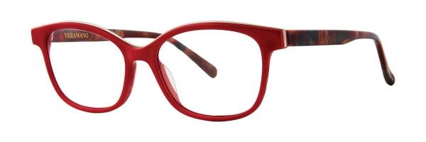 VERA WANG V540 style-color Garnet V540