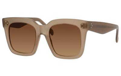 CELINE CL 41076/S TILDA style-color Opal Brown 0GKY/PP / brown degrade lens PP