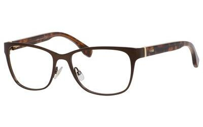 FENDI 0110 style-color Semi Matte Brown Gold 0H1R