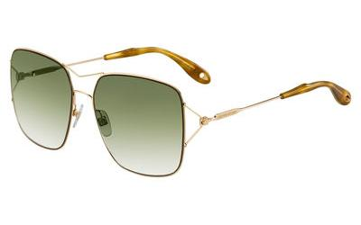 GIVENCHY 7004/S style-color Gold Copper 0DDB/CS / green sf gdsp lens CS
