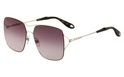 GIVENCHY 7004/S style-color Light Gold 03YG/CQ