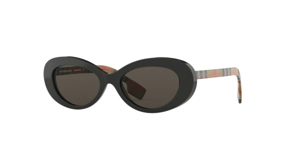 BURBERRY BE4278F ASIAN FIT style-color 3757/3 Black