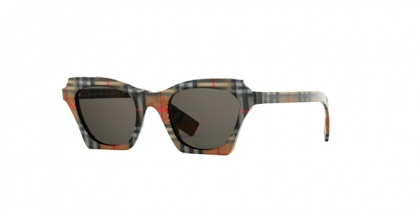 BURBERRY BE4283F ASIAN FIT style-color 3778/3 Vintage Check