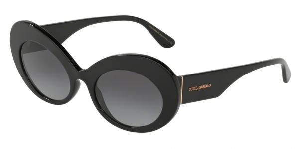DOLCE & GABBANA DG4345 style-color 501/8G Black