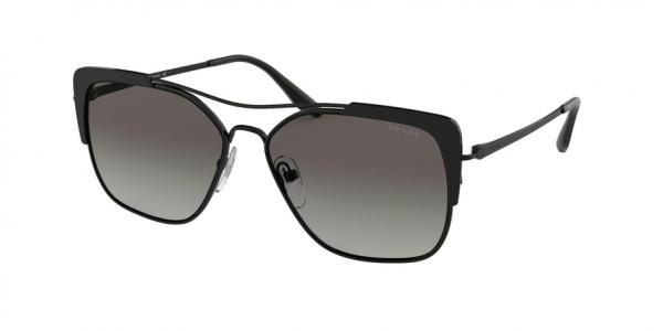 PRADA PR 54VS CONCEPTUAL style-color 2640A7 Black / Matte Black