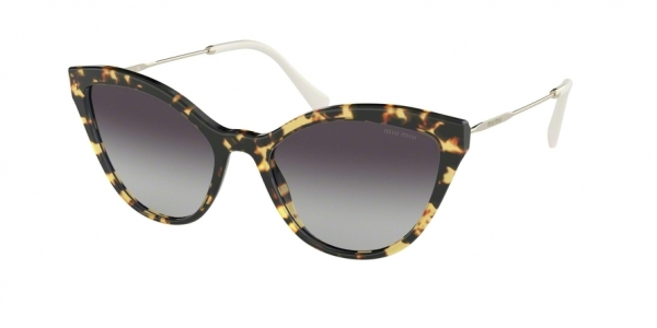 MIU MIU MU 03US CORE COLLECTION style-color 7S05D1 Light Havana