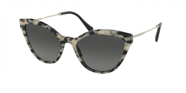 MIU MIU MU 03US CORE COLLECTION style-color KAD3M1 Sand Havana Moro