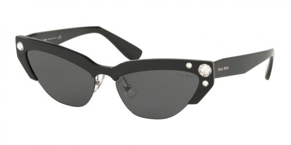 MIU MIU MU 04US SPECIAL PROJECT style-color 1251A1 Black