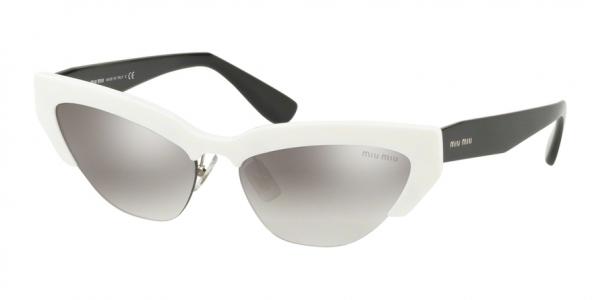 MIU MIU MU 04US SPECIAL PROJECT style-color 4A05O0 White