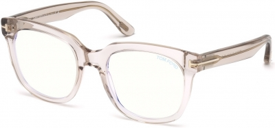 TOM FORD FT5537-B 34248 style-color 072 Shiny Pink