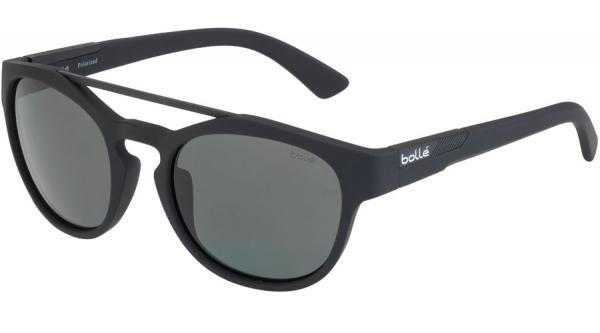 BOLLE BOXTON style-color 12353 RUBBER BLACK / HD POLARIZED TNS
