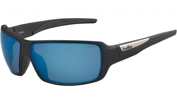 BOLLE CARY style-color 12222 MATTE BLACK / HD POLARIZED OFFSHORE BLUE