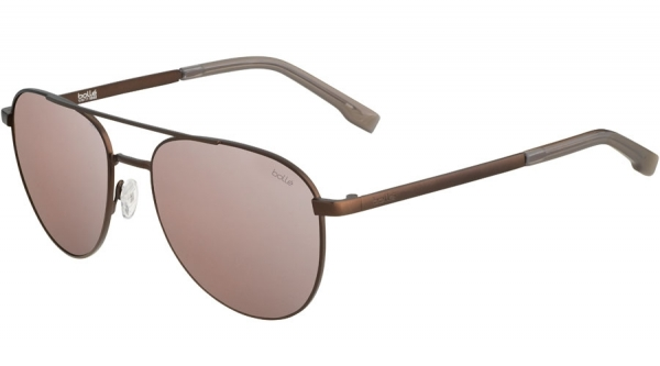 BOLLE EVEL style-color 12545 MATTE EARTH / PHANTOM BROWN GUN