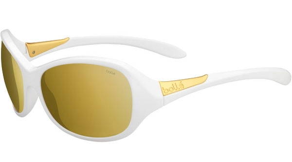 BOLLE GRACE style-color 12559 SHINY WHITE / BROWN GOLD