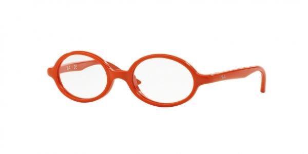 RAY-BAN RY1545 style-color 3640 Orange ON Rubber Orange