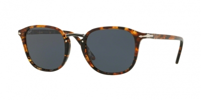 PERSOL PO3186S style-color 1081R5 Tortoise Brown