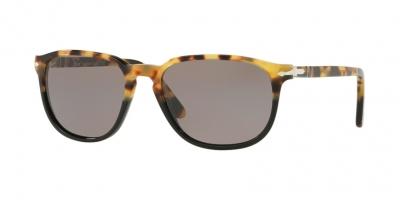 PERSOL PO3019S style-color 1088R5 Tortoise Brown Black