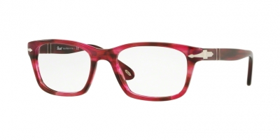 PERSOL PO3012V style-color 1084 Stripped Red