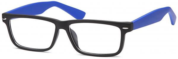 E-BLOG style-color Black/Blue