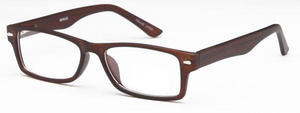 E-GENIUS style-color Brown