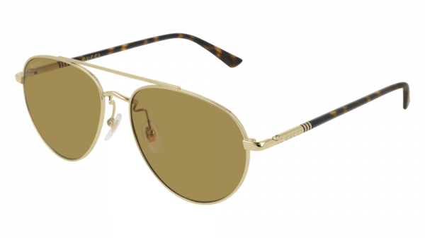 GUCCI GG0388SA ASIAN FIT style-color Gold 004