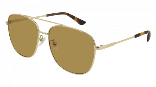 GUCCI GG0410SK style-color Gold 004