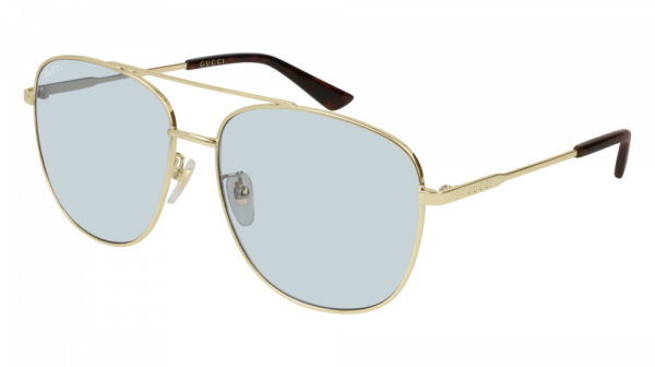 GUCCI GG0410SK style-color Gold 005