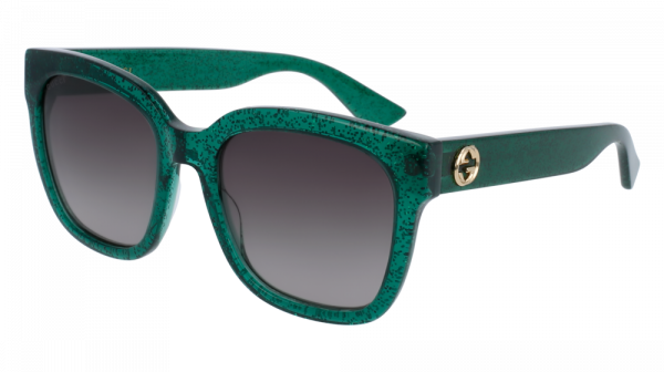 GUCCI GG0034S style-color Green 007
