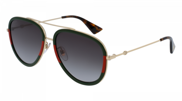 GUCCI GG0062S style-color Gold 003