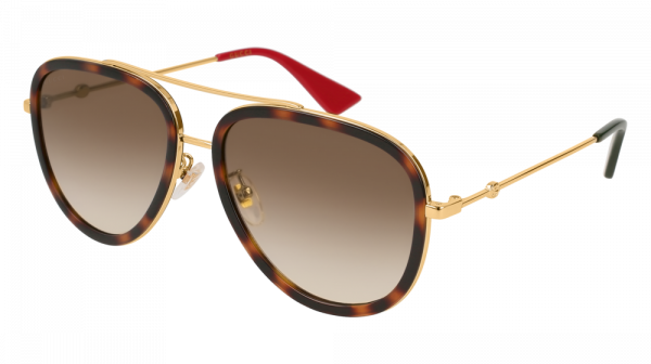 GUCCI GG0062S style-color Gold 012