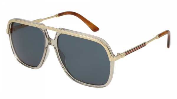 GUCCI GG0200S style-color Brown 004