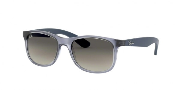 RAY-BAN RJ9062S style-color 705011 Trasparent Blue