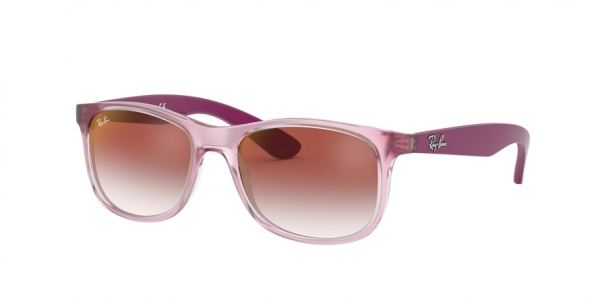 RAY-BAN RJ9062S style-color 7052V0 Trasparent Pink