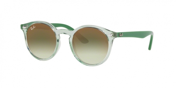 RAY-BAN RJ9064S style-color 7053W0 Trasparent Green