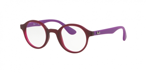 RAY-BAN RY1561 style-color 3782 Matte Transparent Fuxia