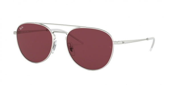 RAY-BAN RB3589 style-color 911675 Rubber Silver