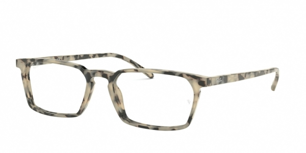 RAY-BAN RX5372 style-color 5878 Havana Beige