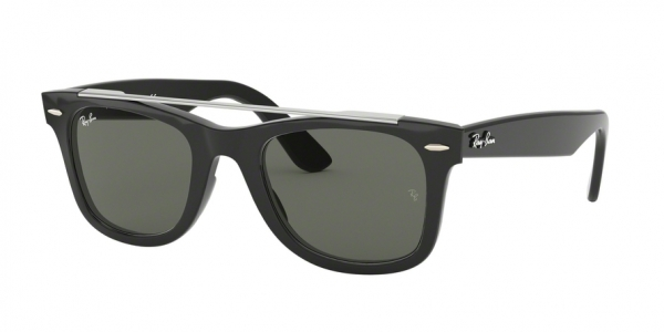 RAY-BAN RB4540F WAYFARER ASIAN FIT style-color 601/58 Black